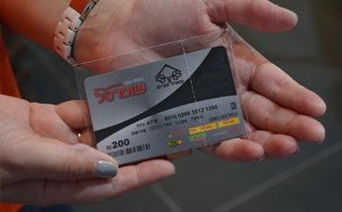 כרטיסי טעון בכסף לרכישת מזון ברשתות שיווק